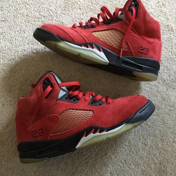"separation shoes 99d88 b9ddc Air Jordan retro 5 ""raging bull"""